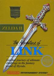 Zelda II: The Adventure of Link para NES