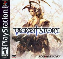 Vagrant Story para PlayStation