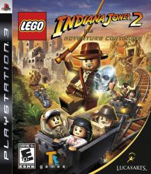 Lego Indiana Jones 2: The Adventure Continues para PlayStation 3