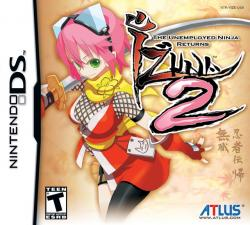 Izuna 2: The Unemployed Ninja Returns para Nintendo DS