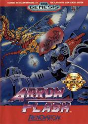Arrow Flash para Mega Drive