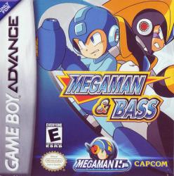 Mega Man & Bass para Game Boy Advance