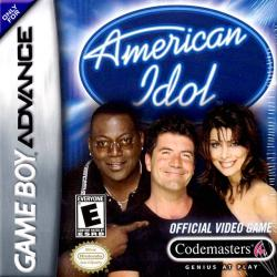 American Idol para Game Boy Advance