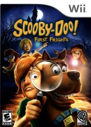Scooby-Doo! First Frights para Wii