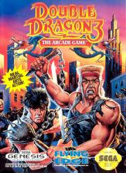 Double Dragon 3: The Arcade Game para Mega Drive