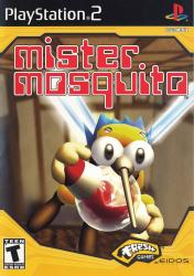 Mister Mosquito para PlayStation 2