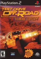 Test Drive Off-Road Wide Open para PlayStation 2