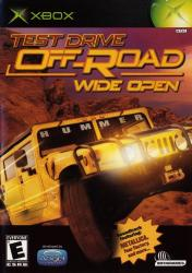 Test Drive Off-Road Wide Open para Xbox