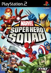 Marvel Super Hero Squad para PlayStation 2