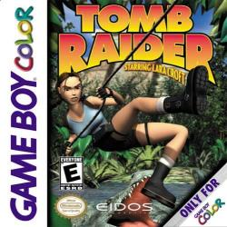 Tomb Raider para Game Boy Color