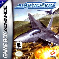 AirForce Delta Storm para Game Boy Advance