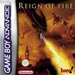 Reign of Fire para Game Boy Advance