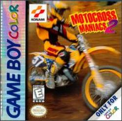 Motocross Maniacs 2 para Game Boy Color