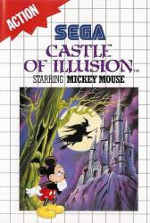 Castle of Illusion para Master System