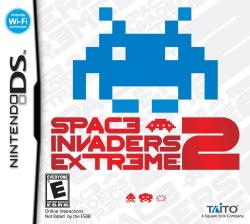Space Invaders Extreme 2 para Nintendo DS