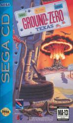 Ground Zero Texas para Sega CD