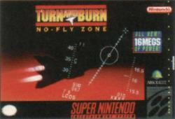 Turn and Burn: No Fly Zone para Super Nintendo