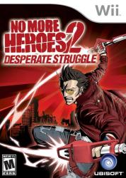 No More Heroes 2: Desperate Struggle para Wii