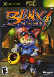 Blinx: The Time Sweeper para Xbox