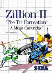 Zillion 2: The Tri-Formation para Master System
