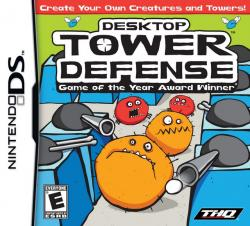 Desktop Tower Defense para Nintendo DS