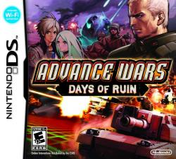 Advance Wars: Days of Ruin para Nintendo DS