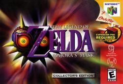 The Legend of Zelda: Majora's Mask para Nintendo 64