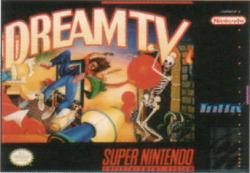 Dream TV para Super Nintendo