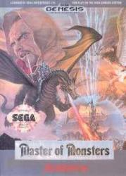 Master of Monsters para Mega Drive