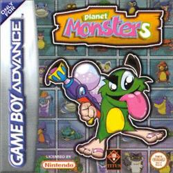 Planet Monsters para Game Boy Advance