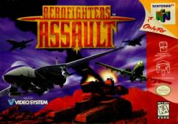 Aero Fighters Assault para Nintendo 64