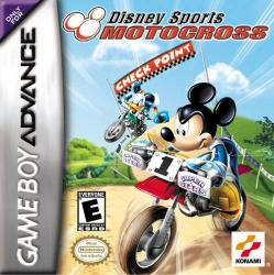 Disney Sports: Motocross para Game Boy Advance