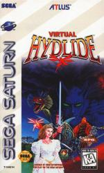 Virtual Hydlide para Saturn