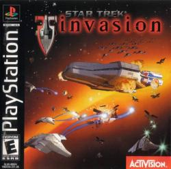 Star Trek: Invasion para PlayStation