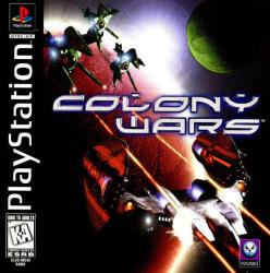 Colony Wars para PlayStation