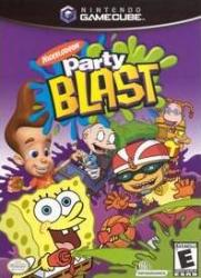 Nickelodeon Party Blast para GameCube
