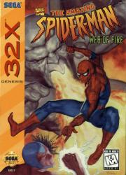 The Amazing Spider-Man: Web of Fire para 32X