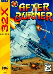 After Burner para 32X