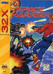Space Harrier para 32X