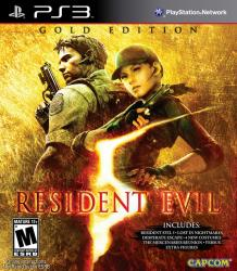 Resident Evil 5: Gold Edition para PlayStation 3