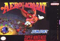 Aero The Acro-Bat para Super Nintendo