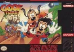 Goof Troop para Super Nintendo