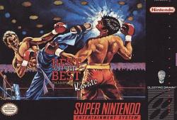 Best of the Best: Championship Karate para Super Nintendo
