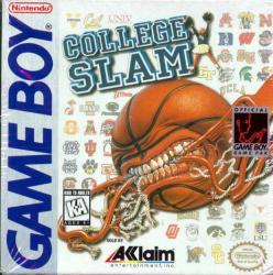 College Slam para Game Boy