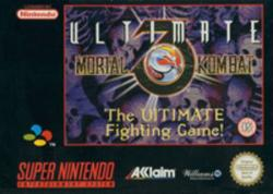 Ultimate Mortal Kombat 3 para Super Nintendo