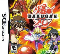 Bakugan Battle Brawlers para Nintendo DS