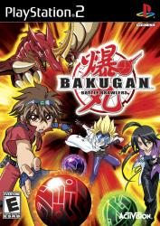 Bakugan Battle Brawlers para PlayStation 2