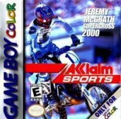Jeremy McGrath Supercross 2000 para Game Boy Color