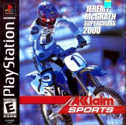 Jeremy McGrath Supercross 2000 para PlayStation