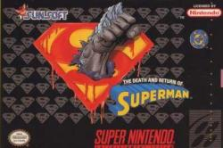 The Death and Return of Superman para Super Nintendo